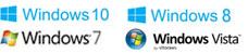 Compatible con Microsoft