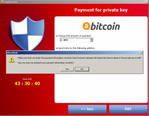 La amenaza del año: Cryptolocker