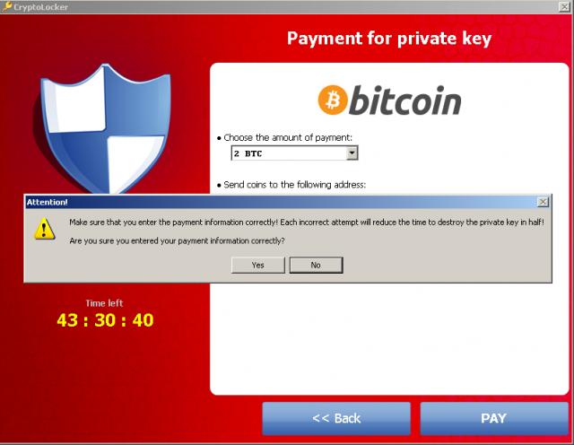 La amenaza del año: Cryptolocker foto