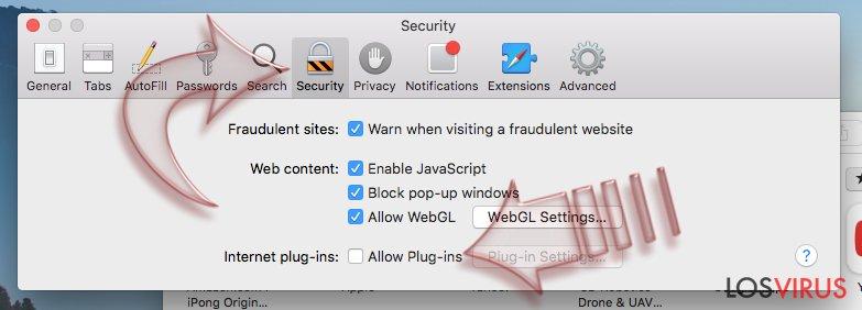 ¿Cómo reiniciar Safari? foto