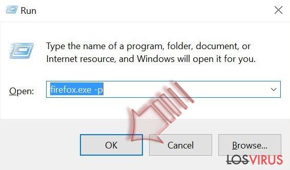 ¿Cómo reiniciar Mozilla Firefox? foto