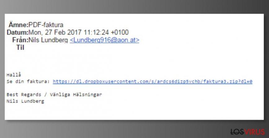 ¿Cómo identificar un email infectado con un virus? foto