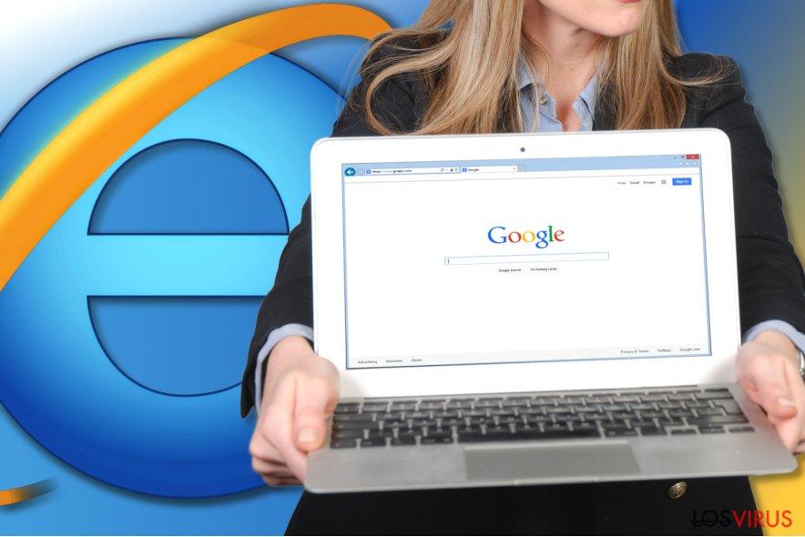 ¿Cómo reiniciar Internet Explorer?