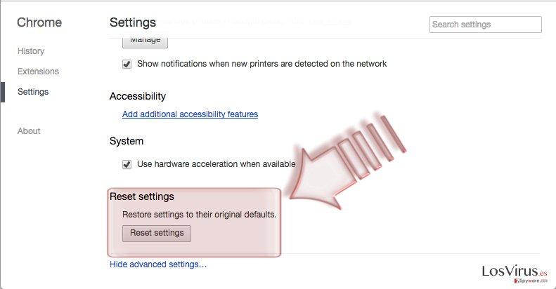 ¿Cómo reiniciar Google Chrome? foto