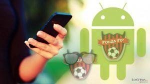 La nota de pago de Cerber ha sido detectada en dos apps de Android