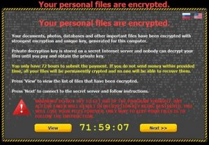 ¡¡Ten cuidado!! ¡Las amenazas ransomware han comenzado su segunda ronda!