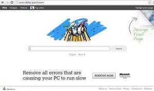 Porque deberías quitar Delta search y otras herramientas de búsqueda falsas