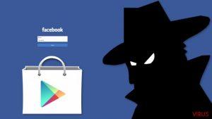 El malware que roba datos de Facebook ha sido detectado en la Google Play Store
