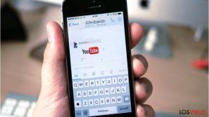 El nuevo ataque del virus de Facebook Messenger muestra enlaces a vídeos falsos