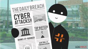 Un Hospital paga 55.000$ durante el ataque de un ransomware