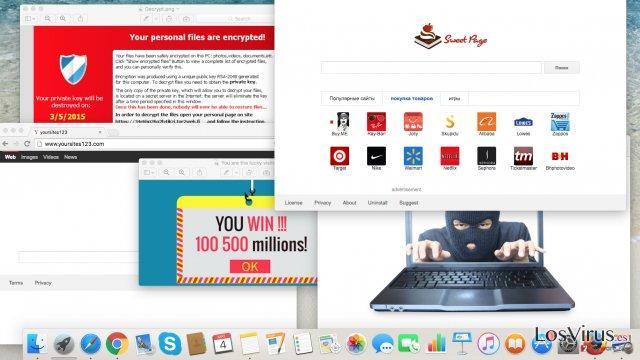 Cyber amenazas con las que tienes que tener ojo este año: adwares, hackers de navegador y virus ransomware foto