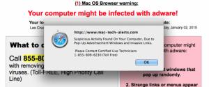 ¿Un adware en Apple Mac OS X? ¡Sí, es posible!
