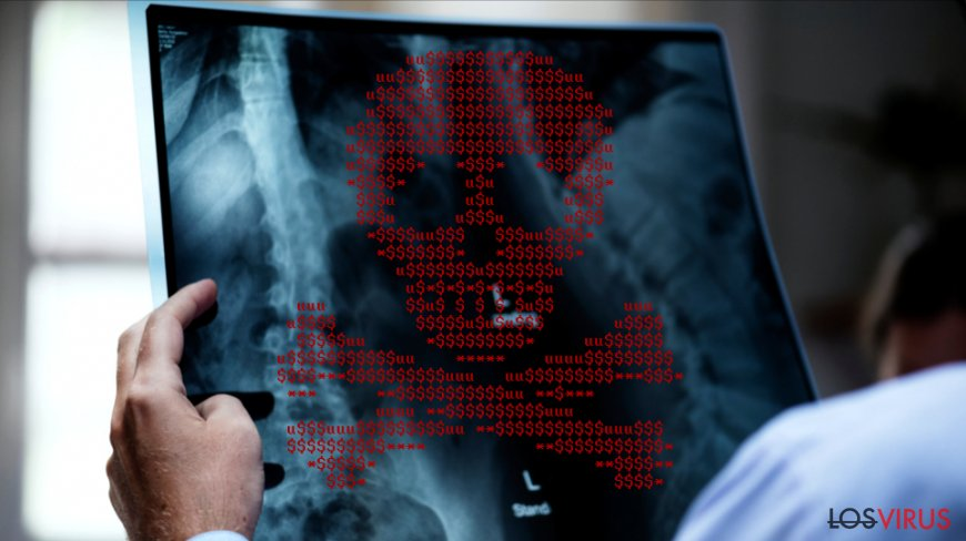 Cyber attacks can lead to tampering with medical scan results