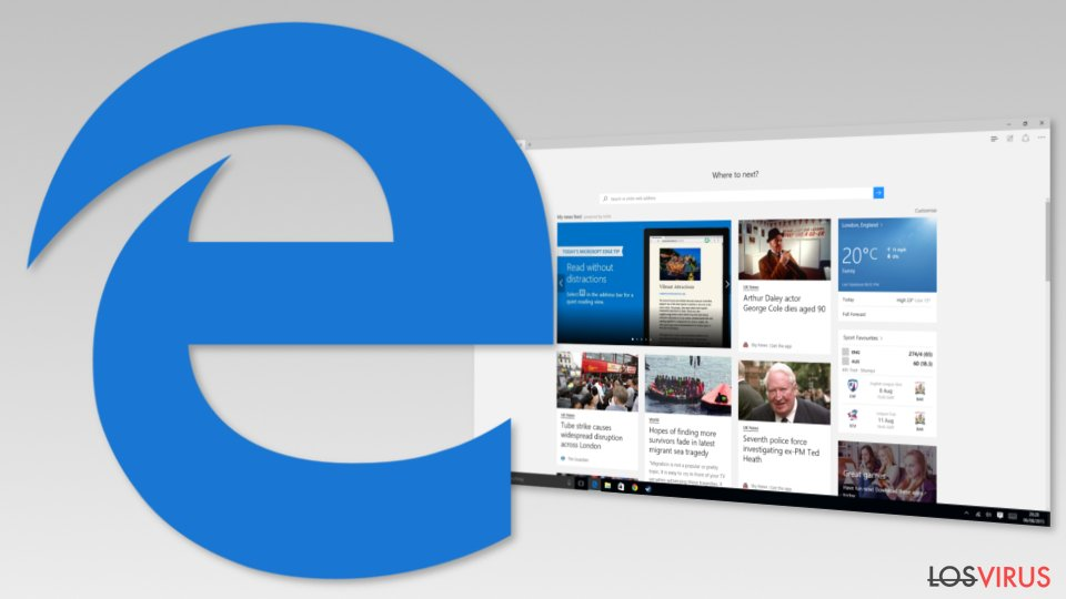 Image of Microsoft Edge