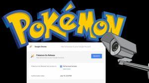 El popular Pokemon Go y sus problemas con la privacidad