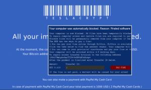 Ransomwares: webs y bancos entre sus últimos objetivos