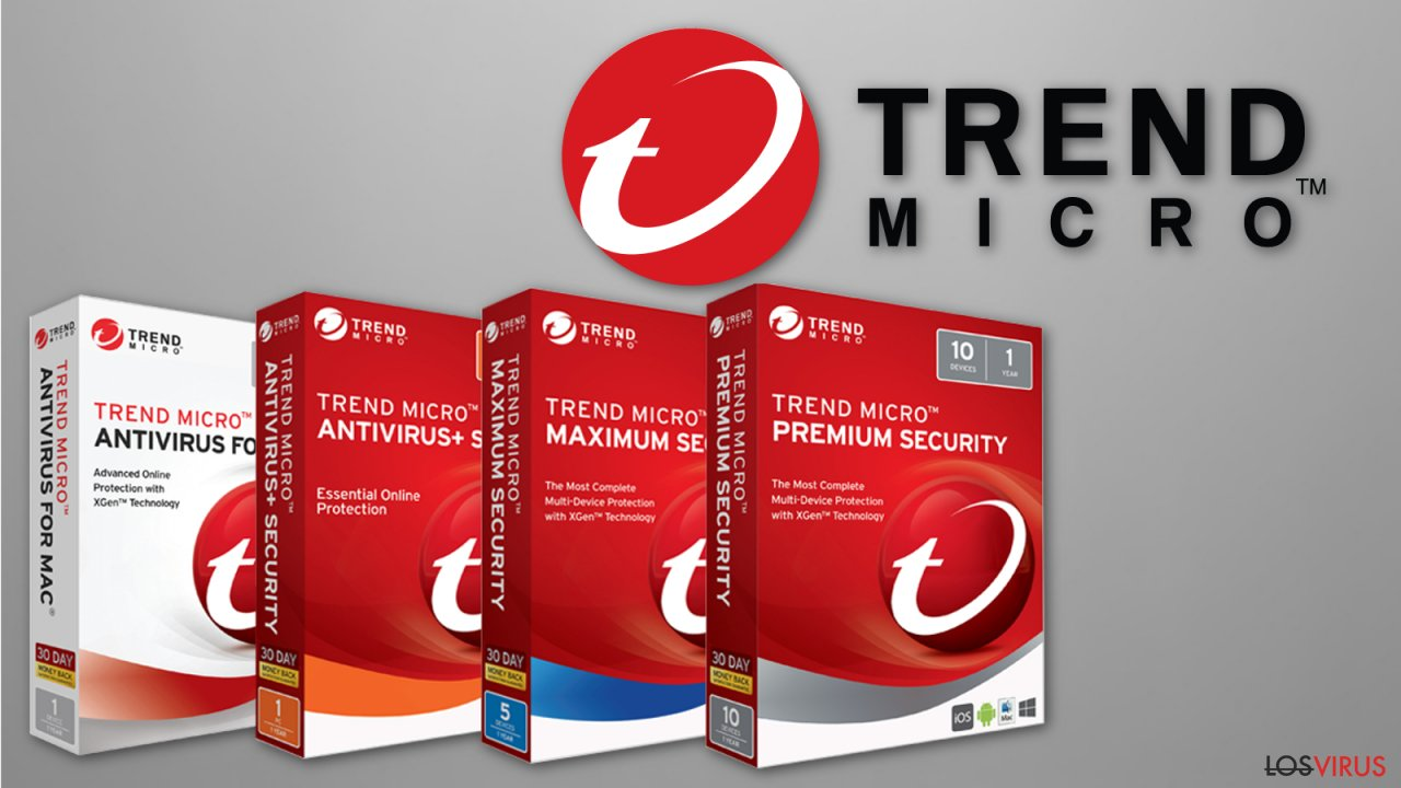 The image of Trend Micro RansomBuster tool