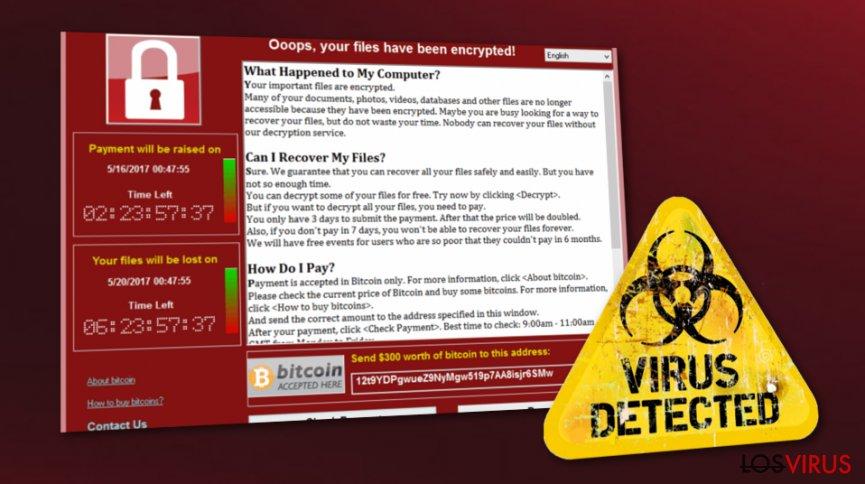 WannaCry está vivo. Miles de usuarios están en peligro
