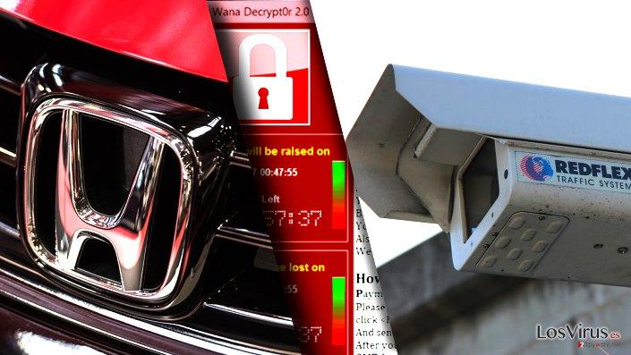WannaCry continúa creando estragos por todo el mundo - Honda y RedFlex, entre las víctimas