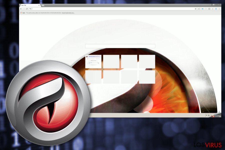 Image of Comodo Dragon web browser