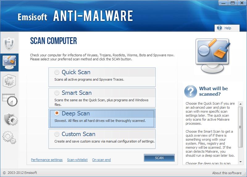 Emsisoft Anti Malware foto