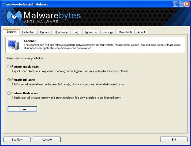 Malwarebytes Anti Malware foto