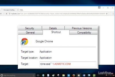 Virus 1.admetic.com