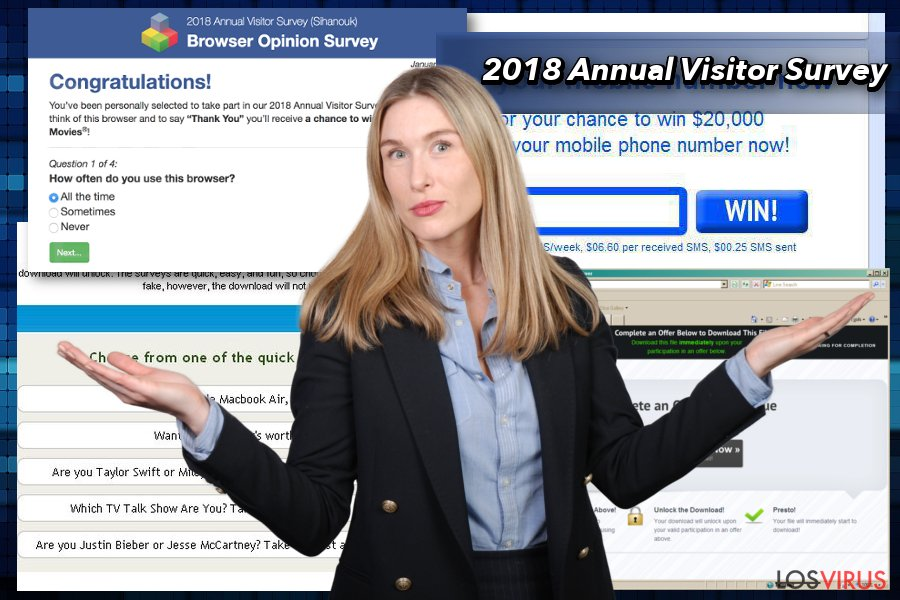 Popup 2018 Annual Visitor Survey