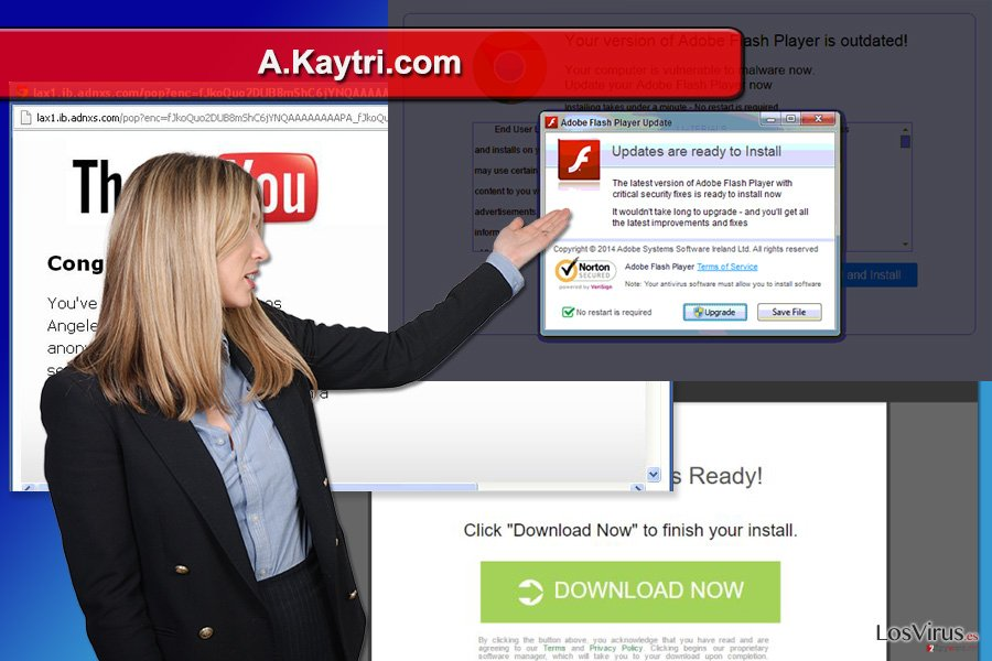 La imagen de los anuncios de A.Kaytri.com