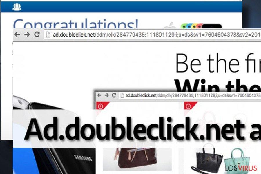 Mostrando los anuncios de Ad.doubleclick.net