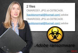 Ransomware .Adobe