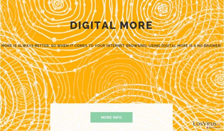 Los anuncios de Digital More foto
