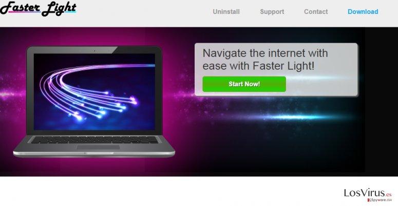 Los anuncios de Faster Light foto
