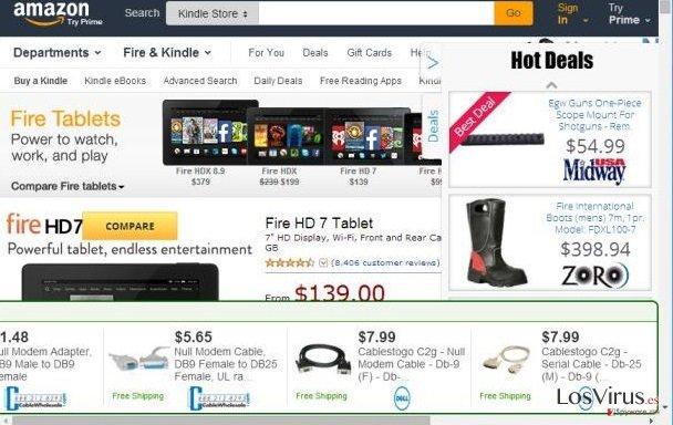 Los anuncios de Shoppy-Up foto