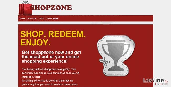 Los anuncios de ShopZone foto