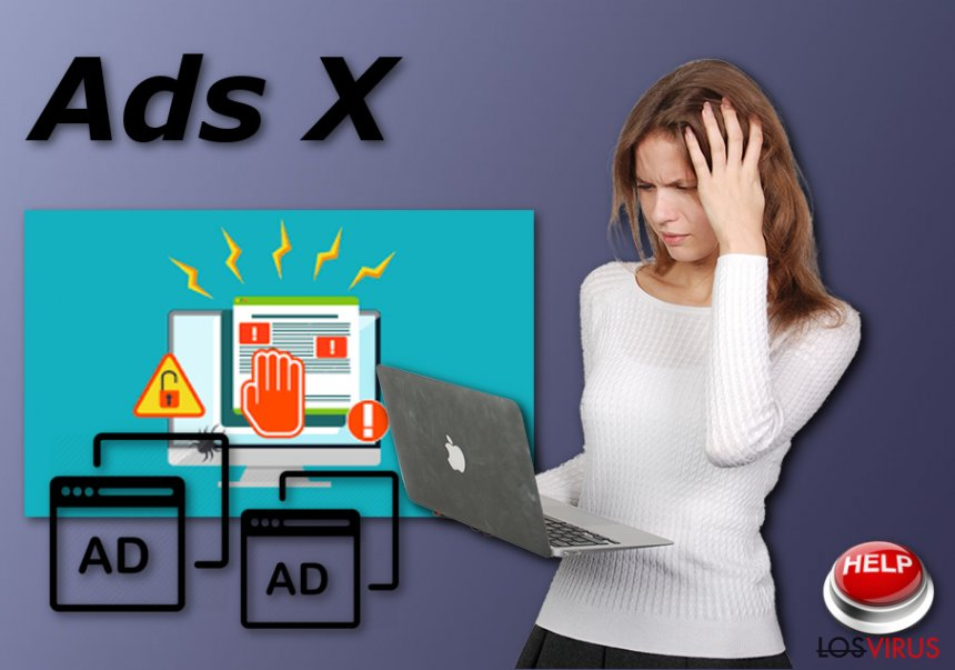 Adware Ads X
