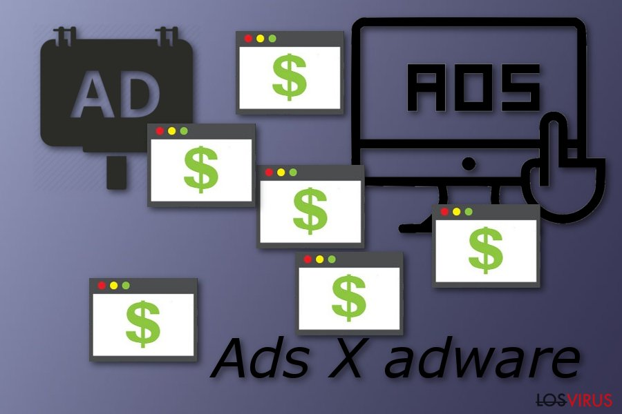 Virus Ads X