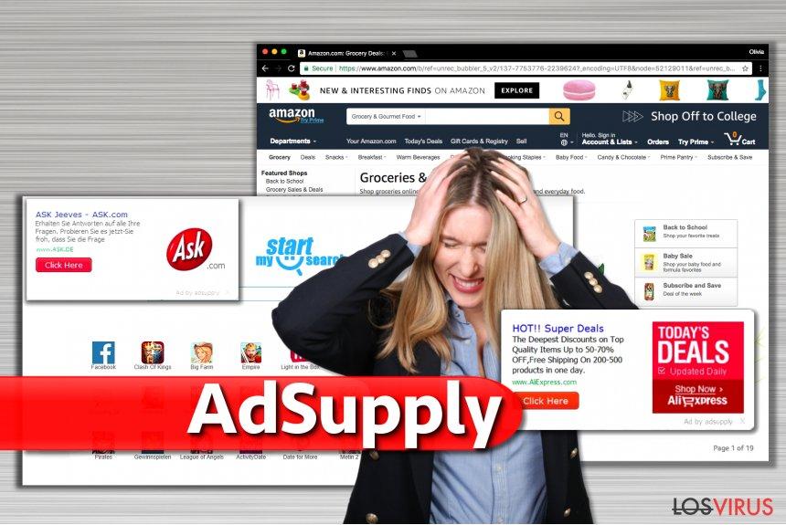 Los anuncios de Adsupply foto