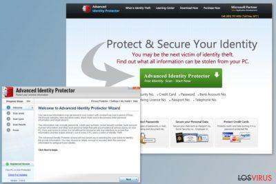 ProgramaAdvanced Identity Protector