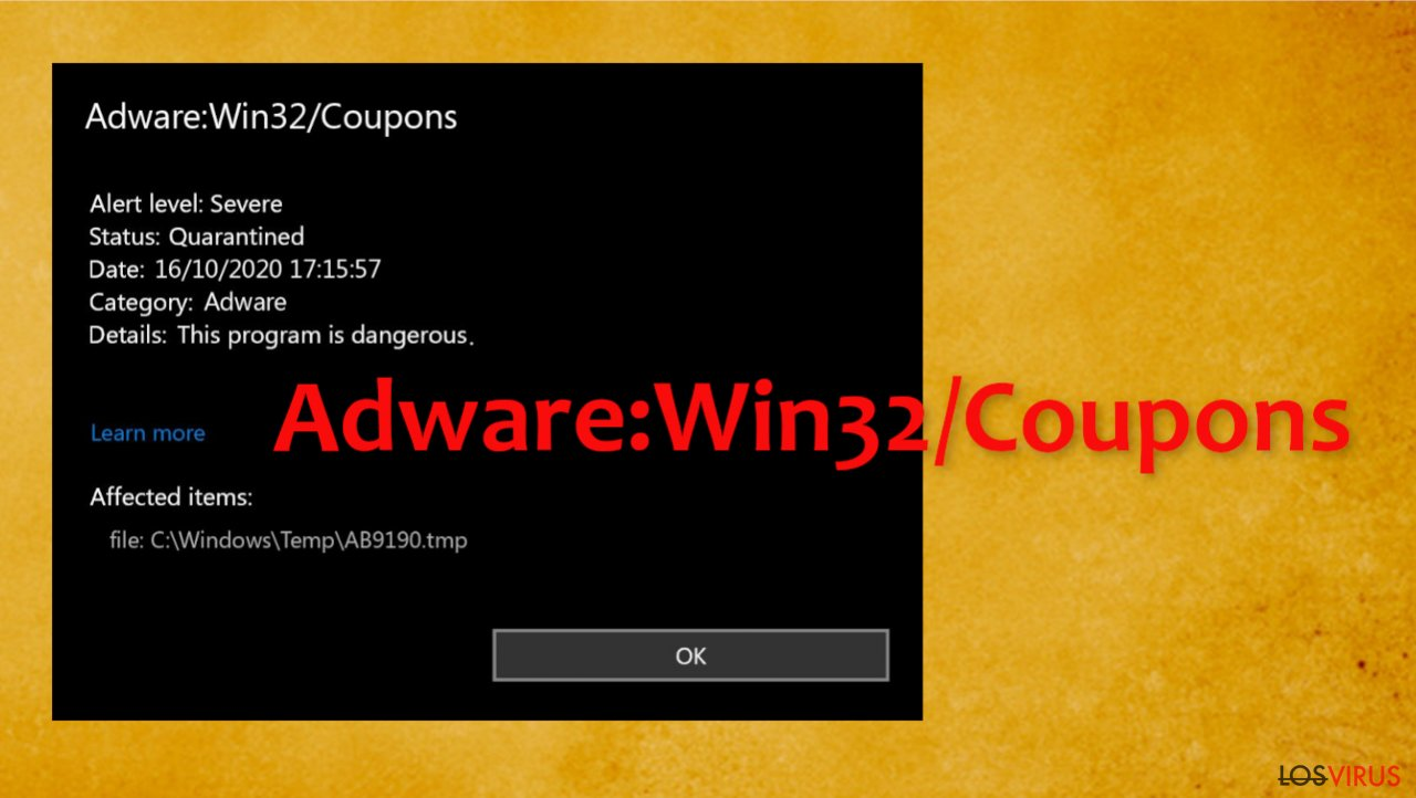Adware:Win32/Coupons