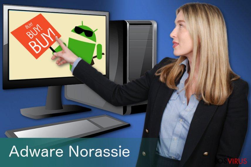 PUP Adware Norassie