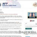 AFP virus foto