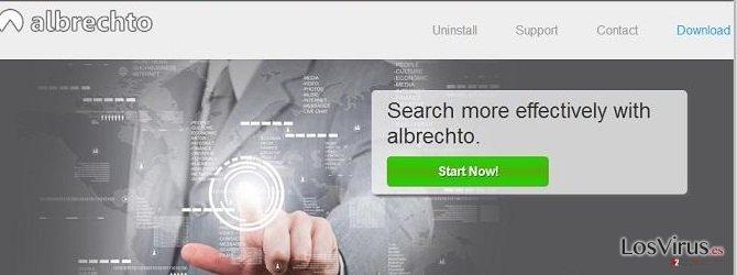 Los anuncios de Albrechto foto