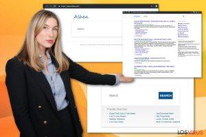 Hacker Alhea.com