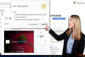 Virus Always Weather