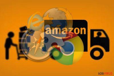 La imagen que muestra Amazon Assistant