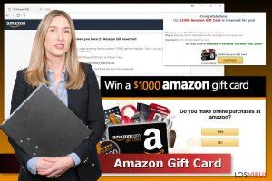 Estafa Tarjeta Regalo Amazon
