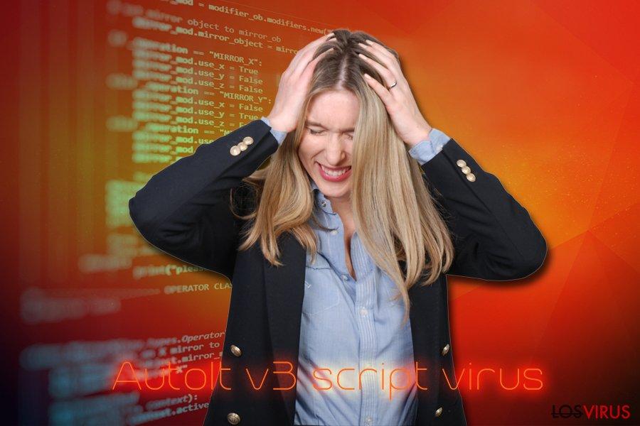 Malware script AutoIt v3