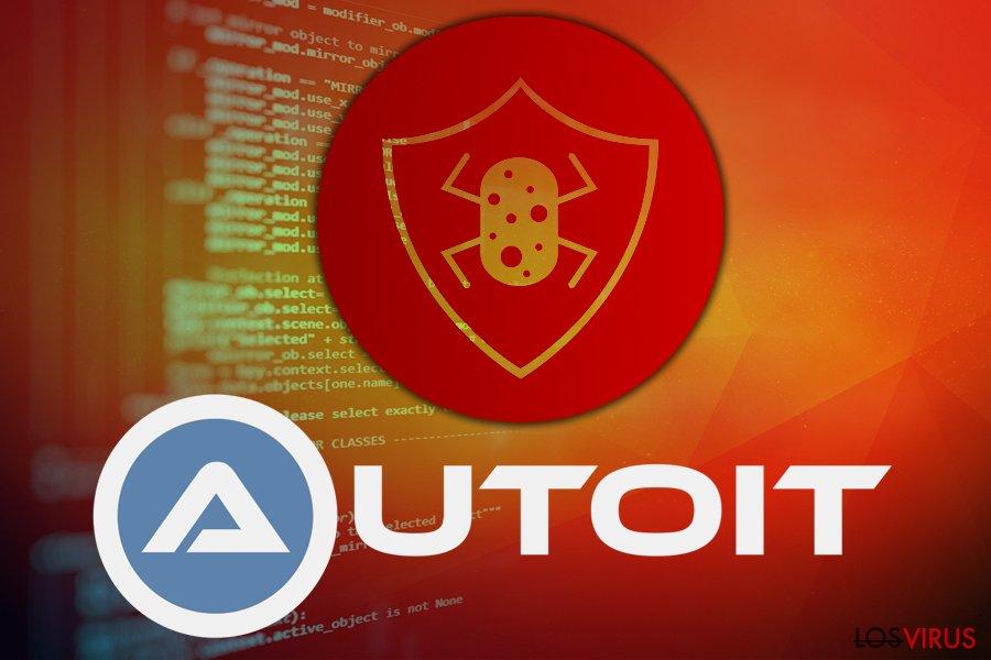 Virus script AutoIt v3
