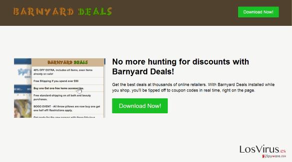 Barnyard Deals foto